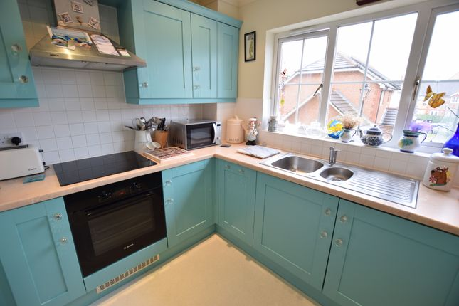 Kitchen of Pacific Heights South, Eastbourne BN23
