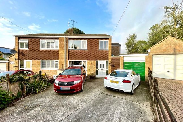 Thumbnail Semi-detached house for sale in Forge End, Portbury, Bristol