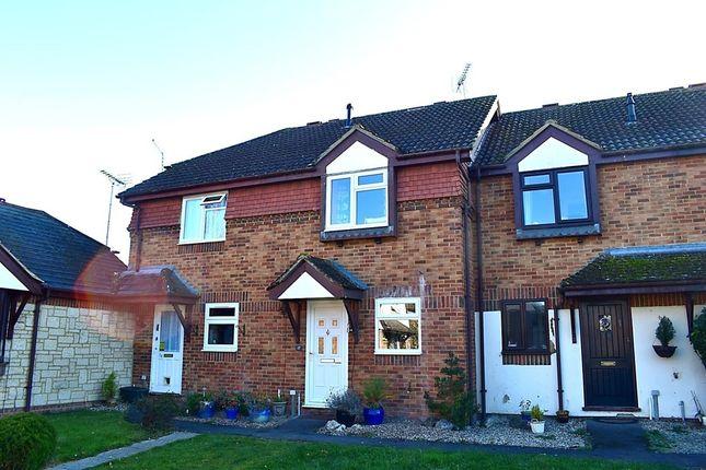 Thumbnail Terraced house for sale in Barn Meadow Close, Church Crookham, Fleet