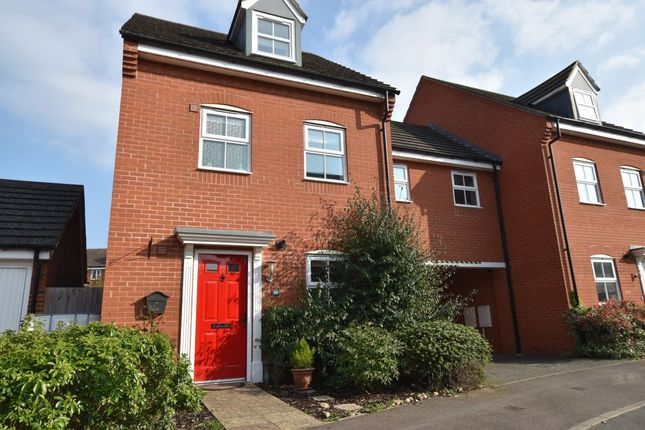 Thumbnail Detached house for sale in Robins Corner, Evesham