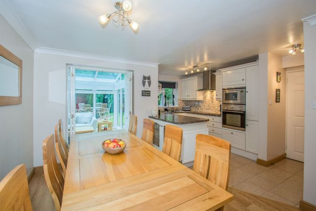 Thumbnail Detached house for sale in Minsmere Close, St. Mellons, Cardiff