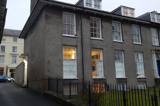 Thumbnail Shared accommodation to rent in Laura Place, Aberystwyth
