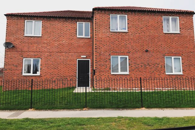 Thumbnail Flat for sale in Beverley Road, Harworth, Doncaster