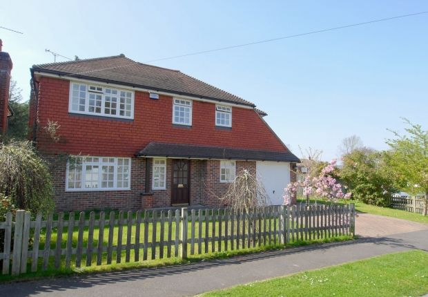 Thumbnail Detached house for sale in Bullfinch Close, Sevenoaks