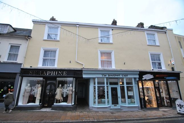 Thumbnail Flat to rent in Boutport Street, Barnstaple