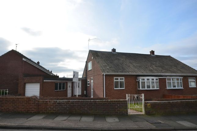 Thumbnail Semi-detached house for sale in Carlton Crescent, East Herrington, Sunderland