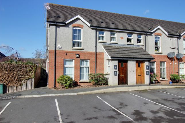 Thumbnail 2 bedroom flat for sale in Greenwell Mews, Newtownards