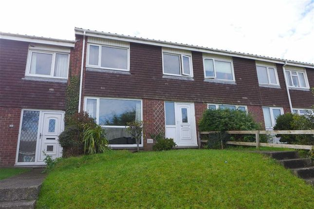 Thumbnail Terraced house for sale in Ystwyth Close, Aberystwyth, Ceredigion