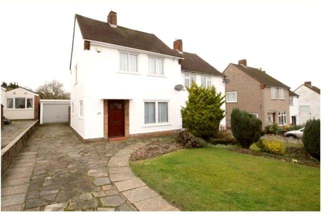 Thumbnail Semi-detached house to rent in Sandhurst Road, Orpington