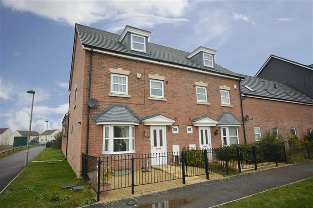 4 bed end terrace house for sale in Rudloe Drive Kingsway, Quedgeley, Gloucester