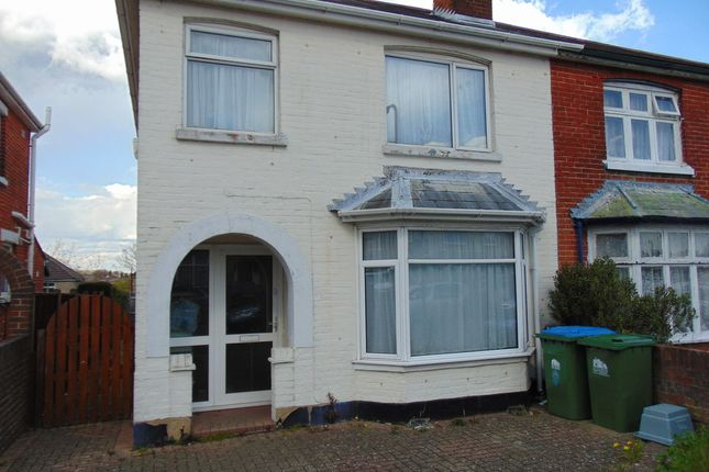 Thumbnail Semi-detached house to rent in Lilac Road, Highfield, Southampton