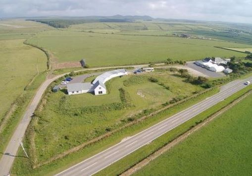 Thumbnail Commercial property for sale in The House, The House St. Kitts Herbery, Starapark, Camelford, Cornwall