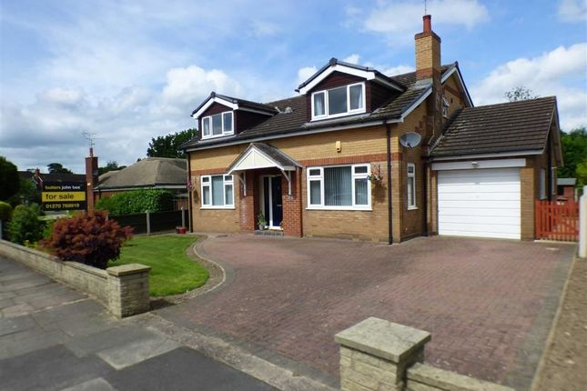 Thumbnail Detached house for sale in Fields Drive, Sandbach