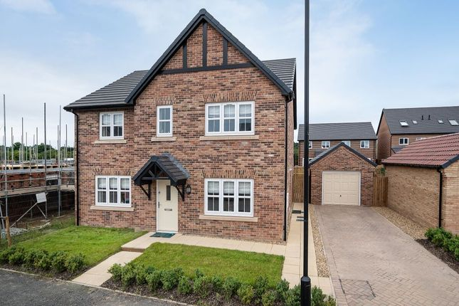 Thumbnail Detached house for sale in Watson Road, St Johns Manor, Newcastle Upon Tyne