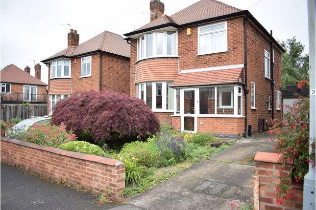 Thumbnail Detached house for sale in Waveney Close, Nottingham