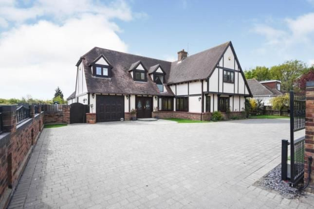 Thumbnail Detached house for sale in Burnt Mills Road, Pitsea, Basildon