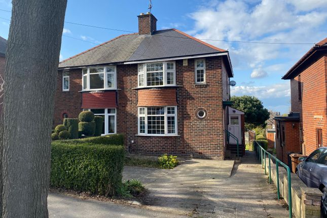 3 bed semi-detached house for sale in Thorpe House Avenue, Norton Lees S8