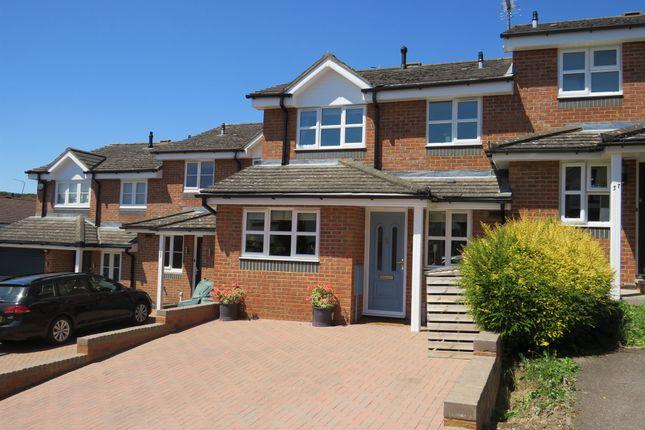 Thumbnail End terrace house for sale in Tortoiseshell Way, Northchurch, Berkhamsted