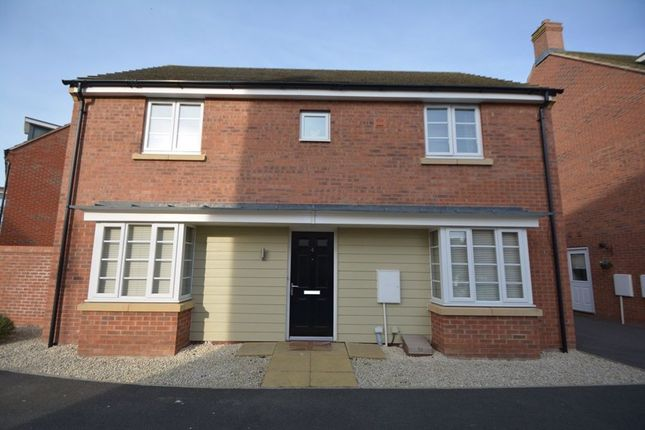 Thumbnail Property to rent in Edmund Drive, Hampton Vale, Peterborough
