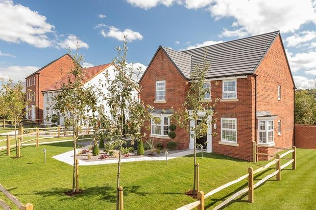 """Thumbnail Detached house for sale in """"Holden"""" at Trowbridge Road, Westbury"""