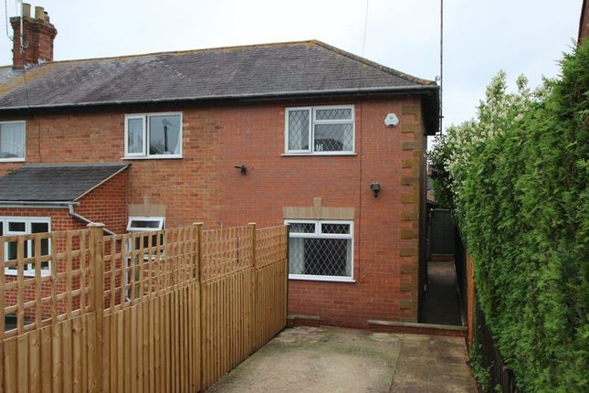 Thumbnail End terrace house for sale in Warwick Place, Shipston-On-Stour
