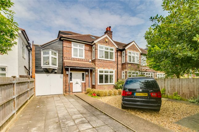 Thumbnail Semi-detached house for sale in Bolton Road, London