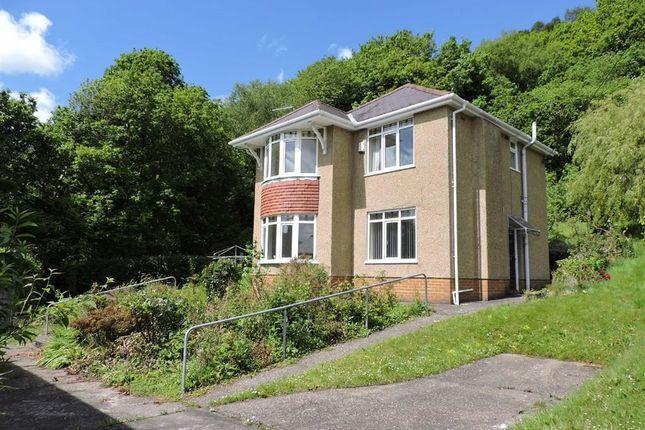 Thumbnail Detached house for sale in Davies Road, Pontardawe, Swansea