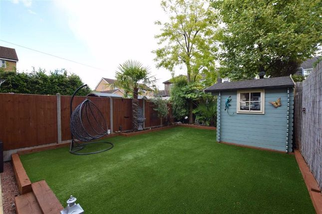 Rear Garden of Bell-Reeves Close, Stanford-Le-Hope, Essex SS17