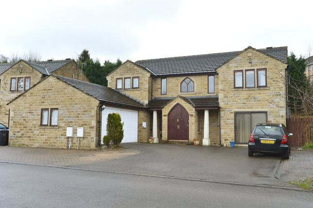 Thumbnail Detached house for sale in Coach House Close, Bradford, West Yorkshire