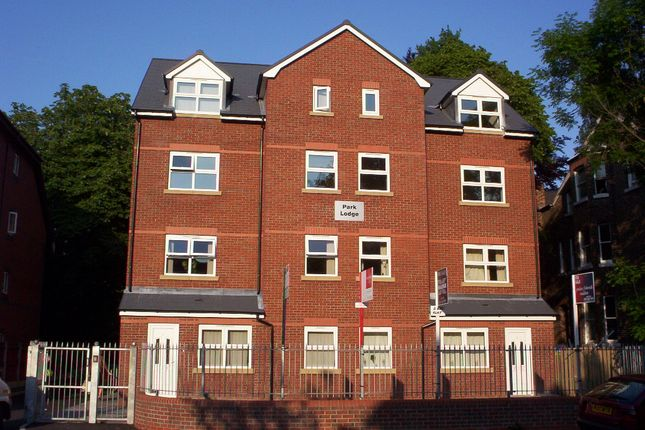 Thumbnail Flat for sale in Alexandra Road South, Whalley Range