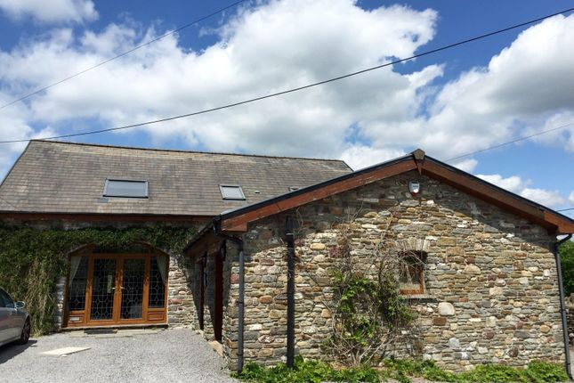 Thumbnail Barn conversion to rent in Nantgarw, Cardiff