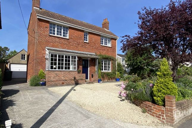 Thumbnail Detached house for sale in Hill Street, Hilperton, Wiltshire