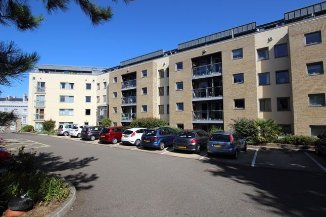 Thumbnail Flat for sale in Wesley Court, Millbay Road, Plymouth
