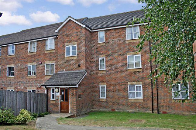 Thumbnail Flat for sale in Riverbank Way, Ashford, Kent