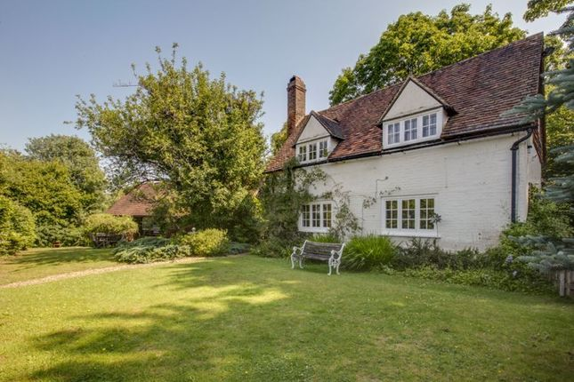 Thumbnail Detached house for sale in Rectory Lane, Bradenham, High Wycombe