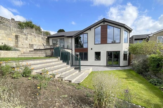 Detached house for sale in Upper East Hayes, Bath