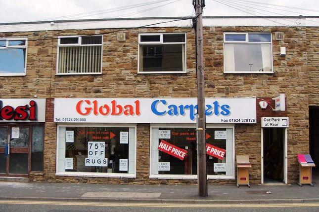 Retail premises for sale in George Street, Wakefield