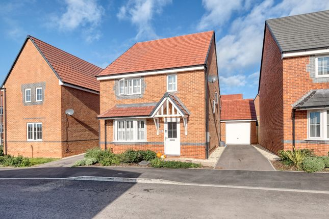 Thumbnail Detached house for sale in Swallows Close, Norton Farm, Bromsgrove