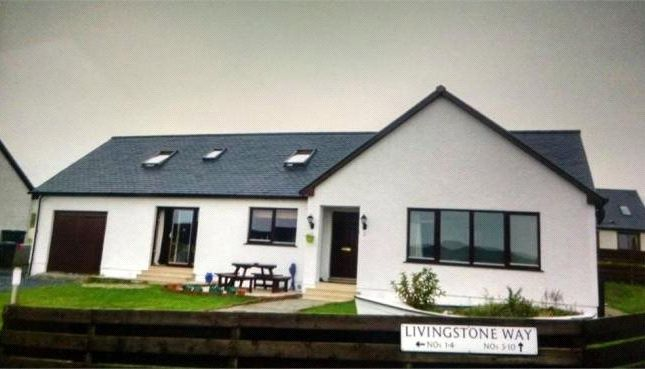 Thumbnail Detached bungalow for sale in Livingstone Way, Port Ellen, Isle Of Islay, Argyll And Bute
