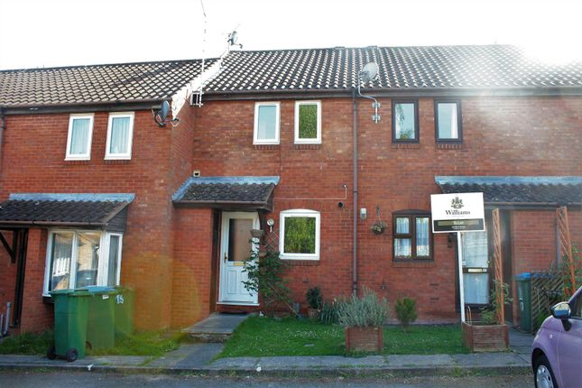 Thumbnail Terraced house to rent in Aiston Place, Aylesbury