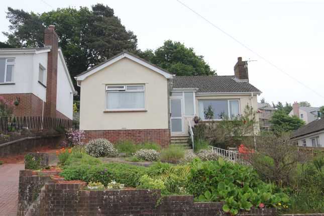 Thumbnail Detached bungalow for sale in Mount Pleasant Close, Kingskerswell, Newton Abbot