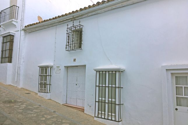Thumbnail Town house for sale in Zahara De La Sierra, Andalucia, Spain