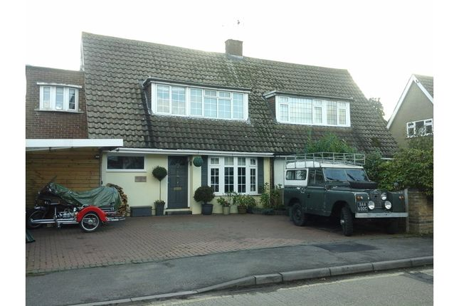Thumbnail Semi-detached house for sale in The Ridings, Rochford