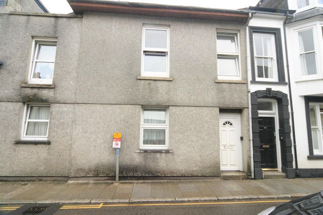 Thumbnail Property for sale in Cross Street, Camborne