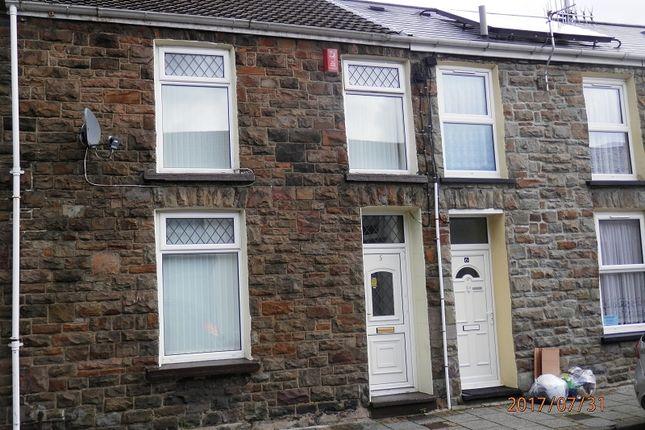Thumbnail Property to rent in Abertonllwyd Street, Treherbert, Rhondda Cynon Taff.