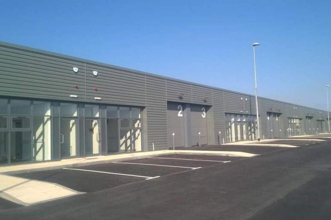 Thumbnail Light industrial to let in Platform Business Centre, Hastings