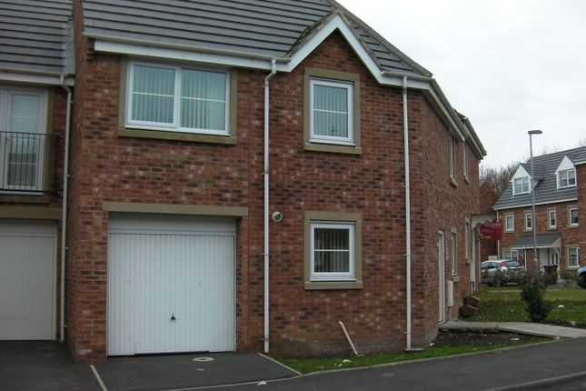 Thumbnail Terraced house to rent in Catherine Way, Newton-Le-Willows