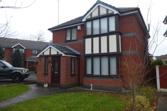 Thumbnail Detached house to rent in Silverlime Gardens, St Helens