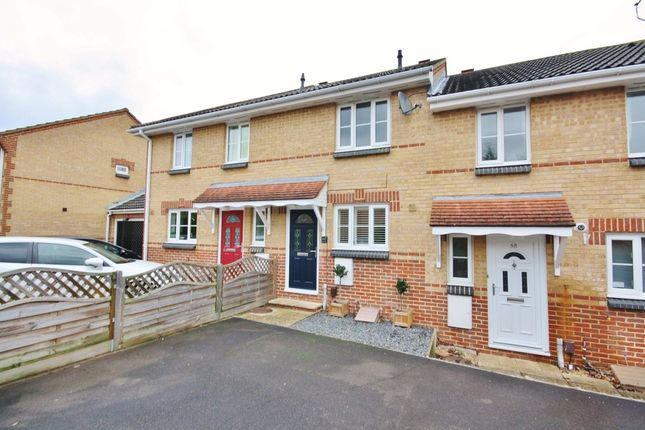 2 bed terraced house for sale in Saffron Way, Whiteley, Fareham