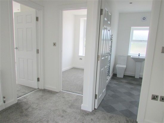 Hallway of 43 Woborrow Road, Morecambe LA3